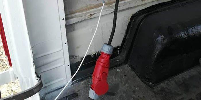 Helikoidna pumpa PS2-1800 je sa lakoćom odogovorila na zahtev klijenta od 25m3/dan, ali i sa pritiskom od 5 bara na ulazu u sistem.